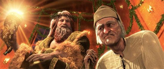 A Christmas Carol - Phim Noel cho những ai không bị yếu tim