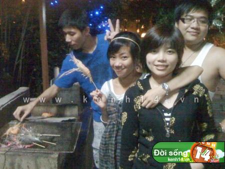 Câu tôm - Thú vui rất lạ của teen du học Singapore - Hình 5