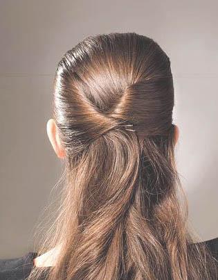 3 cách vấn tóc đẹp mà đơn giản