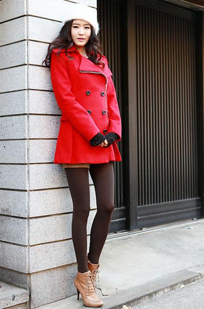 3 kiểu áo khoác nổi bật năm 2010 - Hình 15