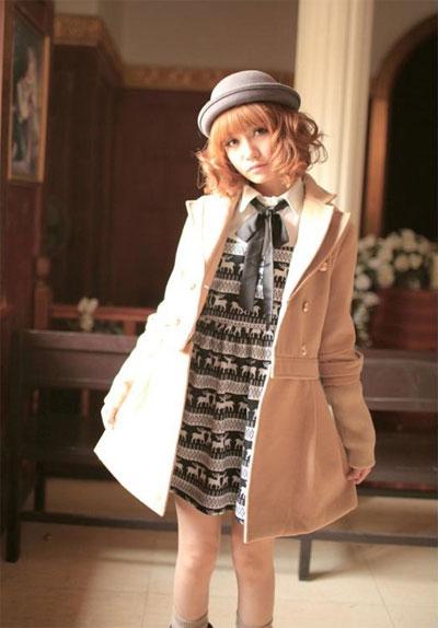 3 kiểu áo khoác nổi bật năm 2010 - Hình 14