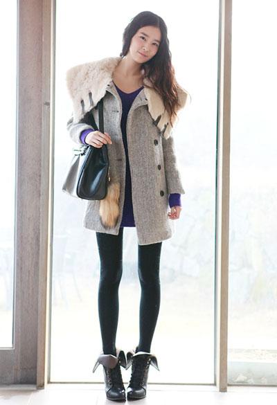 3 kiểu áo khoác nổi bật năm 2010 - Hình 19