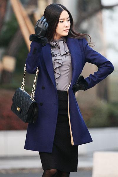 3 kiểu áo khoác nổi bật năm 2010 - Hình 20