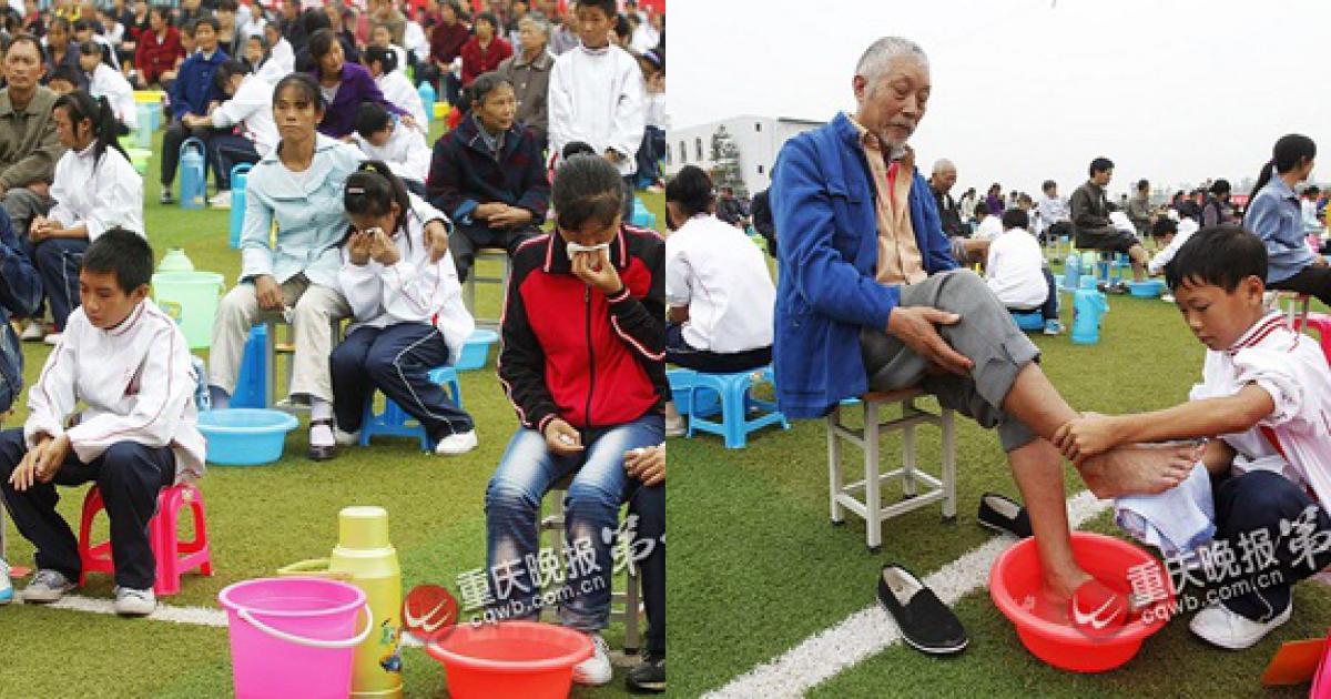 Tết Trùng Cửu rúng động ...Trung Quốc