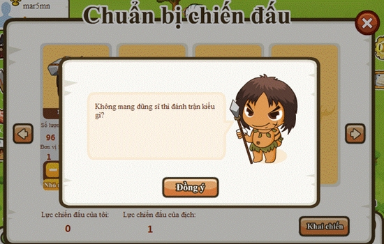 Bá Vương Mini, MMO đầy hài hước tại Việt Nam