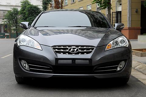 Hyundai chính thức tung ảnh Genesis coupe 2013 - Hình 4