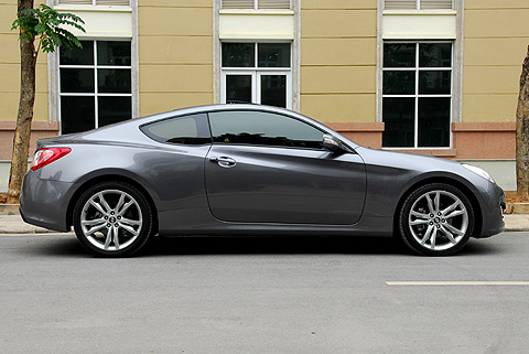 Hyundai chính thức tung ảnh Genesis coupe 2013 - Hình 6