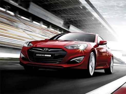 Hyundai chính thức tung ảnh Genesis coupe 2013 - Hình 2