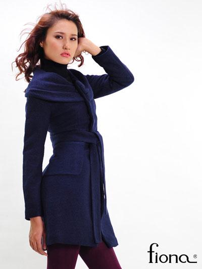 Áo khoác dạ phong cách mới