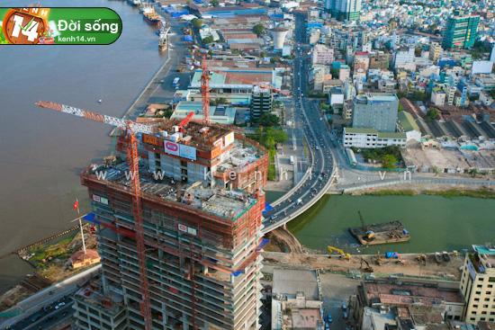 Chiêm ngưỡng cảnh đẹp có 1-0-2 từ tòa nhà cao nhất Sài Gòn - Hình 18