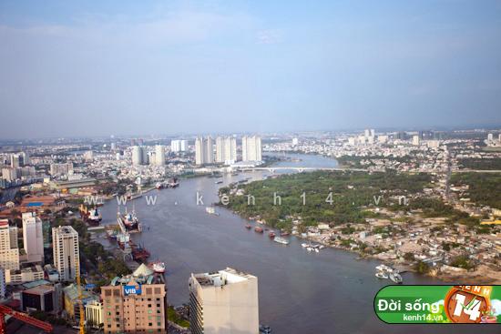 Chiêm ngưỡng cảnh đẹp có 1-0-2 từ tòa nhà cao nhất Sài Gòn - Hình 31