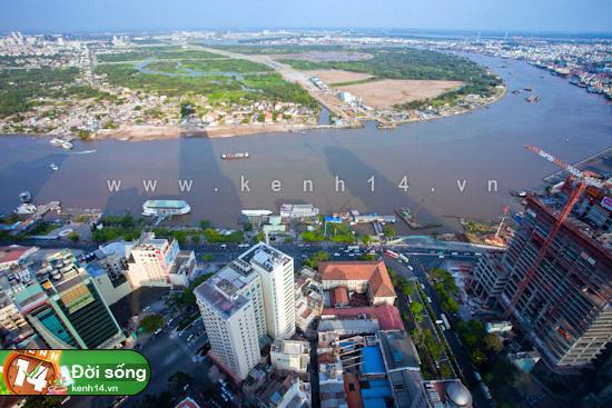 Chiêm ngưỡng cảnh đẹp có 1-0-2 từ tòa nhà cao nhất Sài Gòn - Hình 19
