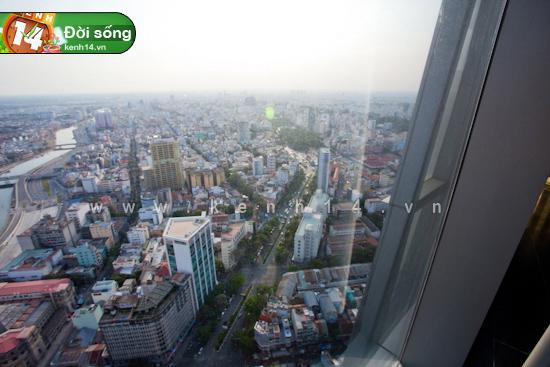 Chiêm ngưỡng cảnh đẹp có 1-0-2 từ tòa nhà cao nhất Sài Gòn - Hình 33