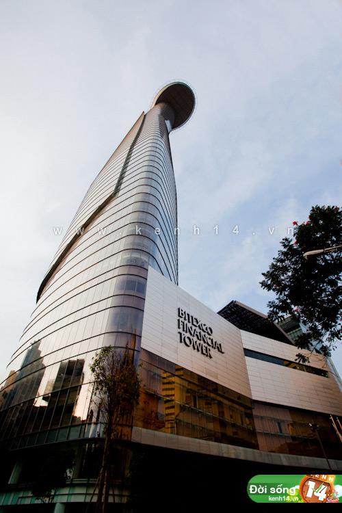 Chiêm ngưỡng cảnh đẹp có 1-0-2 từ tòa nhà cao nhất Sài Gòn - Hình 1