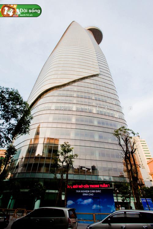 Chiêm ngưỡng cảnh đẹp có 1-0-2 từ tòa nhà cao nhất Sài Gòn - Hình 2