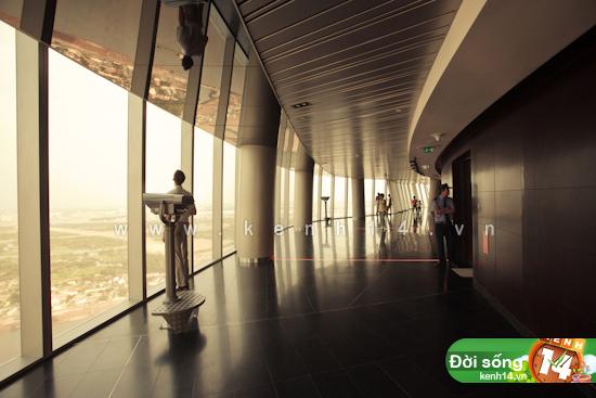 Chiêm ngưỡng cảnh đẹp có 1-0-2 từ tòa nhà cao nhất Sài Gòn - Hình 9
