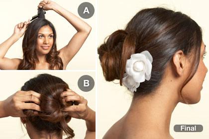 15 kiểu tóc cô dâu hiện đại - Hình 5