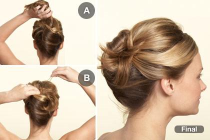 15 kiểu tóc cô dâu hiện đại - Hình 8
