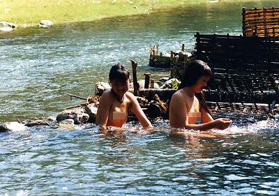 Lên Tây Bắc xem thiếu nữ tắm tiên