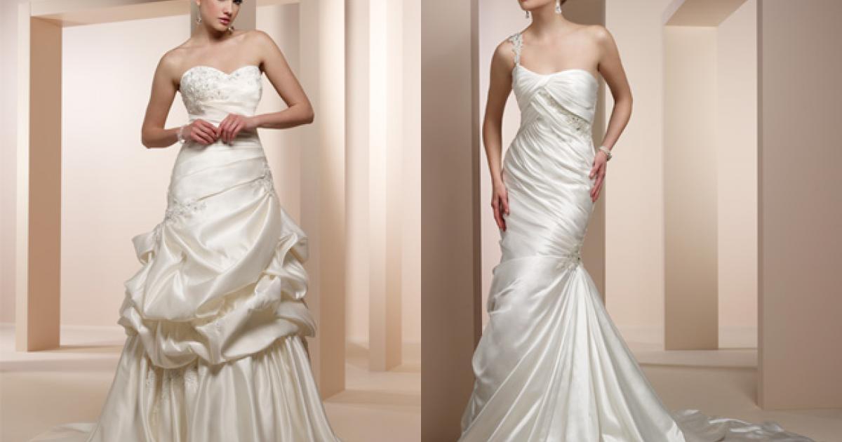 8 gợi ý lựa chọn váy cưới hoàn hảo