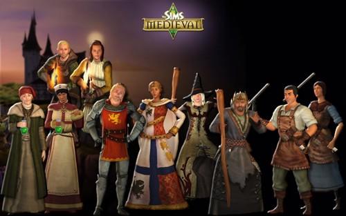 Săn lùng kho báu hải tặc trong The Sims Medieval mới