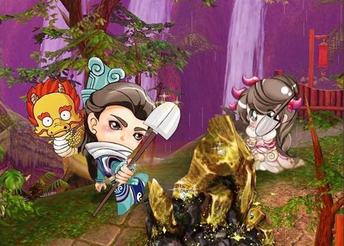 Game thủ Thiên Long Bát Bộ tha hồ đào bảo vật - Hình 2