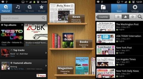 Samsung TouchWiz 4.0 vs HTC Sense 3.0: Mèo nào cắn mỉu nào?