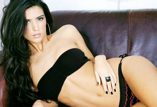 Anara Atanes - Cô đào xinh đẹp quấy nhiễu giới cầu thủ
