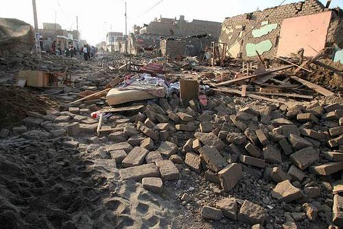 Động đất 6,3 độ richter tại Peru - Hình 1