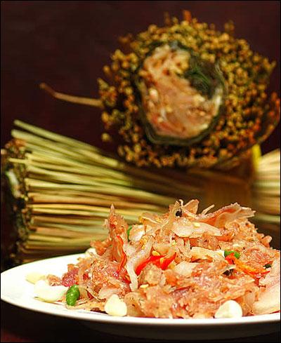 Tré : món ngon đặc sản miền Trung