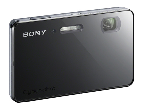 Bộ ba máy compact dùng cảm biến CMOS của Sony - Hình 1