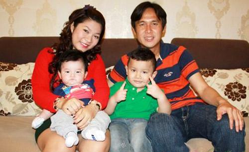 Minh Phương và hai cậu con trai tên Phúc - Hình 1