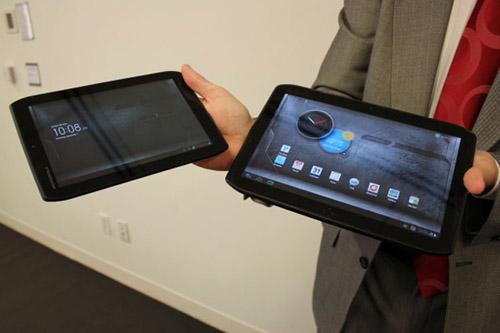 Motorola chỉ bán được một triệu máy tính bảng năm 2011 - Hình 1