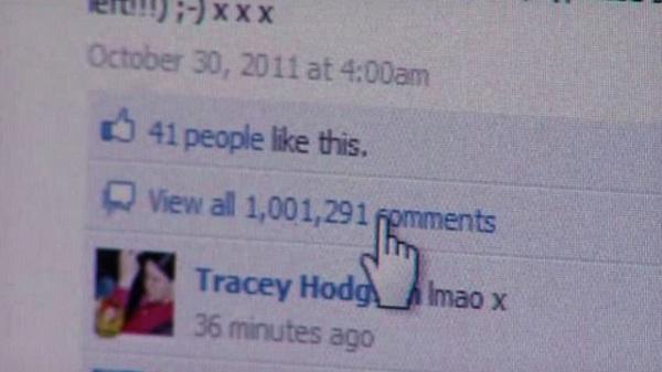 Người phụ nữ và kỷ lục 1 triệu comment trên Facebook - Hình 1
