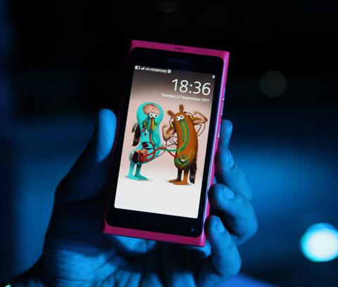 Nokia tăng giá di động - Hình 1