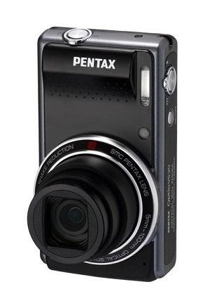 Pentax OPTIO - Máy ảnh du lịch có đến 2 nút chụp - Hình 1