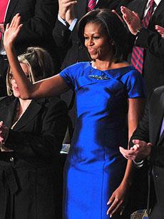 Phu nhân Tổng thống Mỹ chi 50.000 USD một lần mua sắm - Hình 1