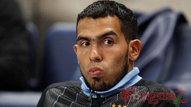 Tevez bị đòi phòng VIP ở Man. City - Hình 1