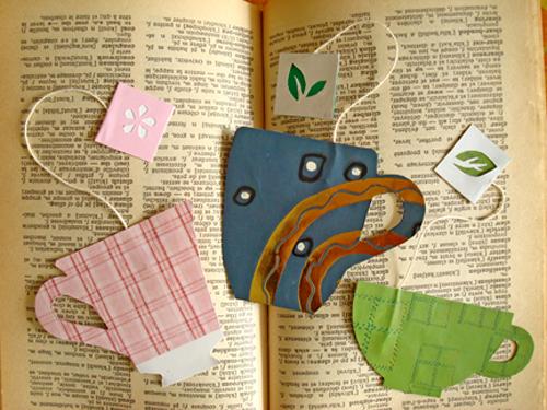 Các kiểu bookmark sáng tạo đẹp mê li