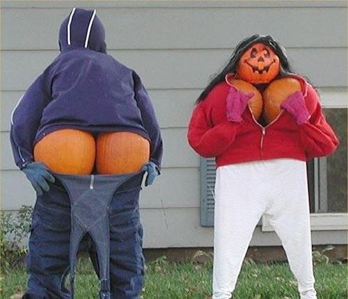 Những hình ảnh Halloween 2012
