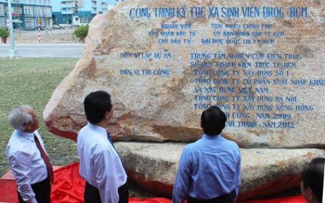 Ký túc xá sinh viên lớn nhất Việt Nam