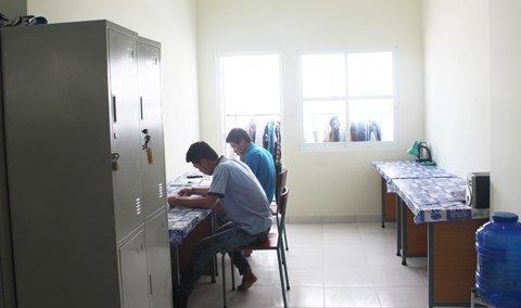 Cận cảnh ký túc xá lớn nhất Việt Nam