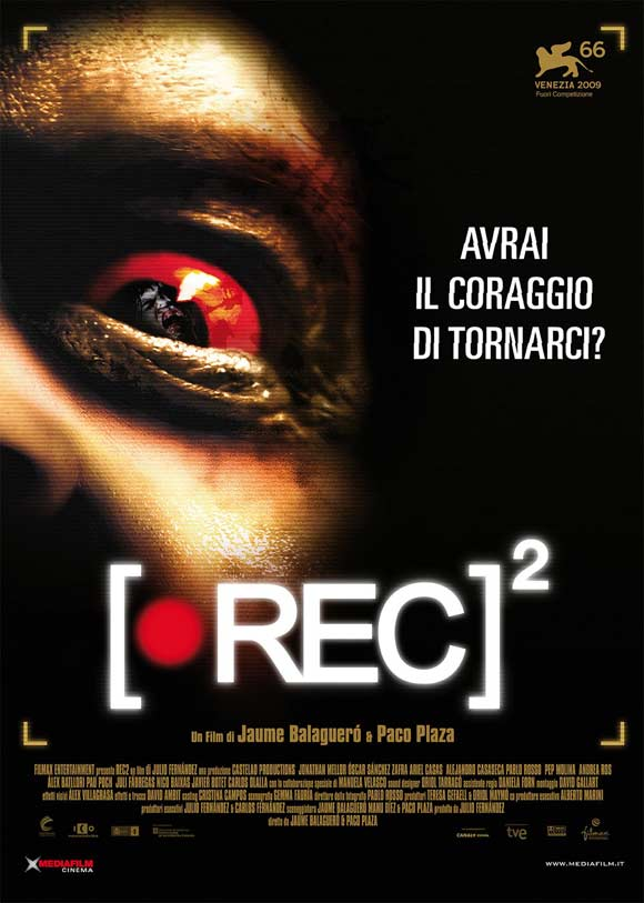 [REC] 2 2009 iTALiAN BRRip x264 MP4-L3g3nD