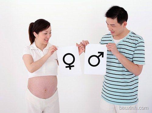 Đoán giới tính thai nhi theo kinh nghiệm dân gian