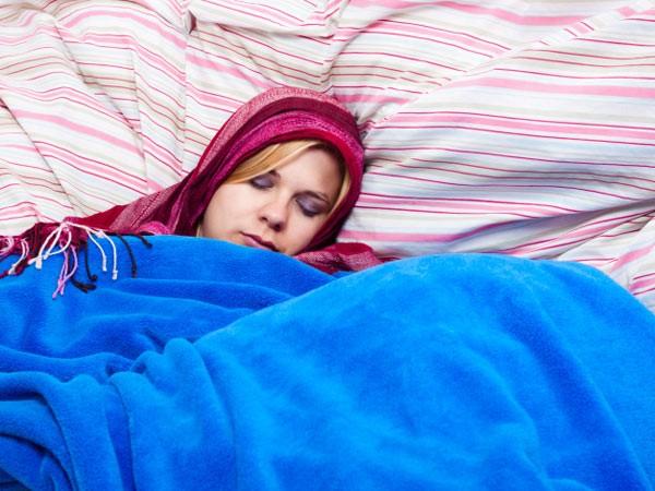 Đoán tính cách qua tư thế ngủ - Hình 1