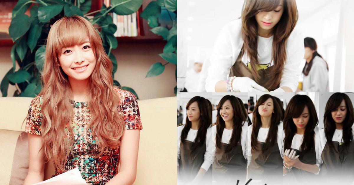 Cùng Victoria f(x) chọn kiểu tóc cho nàng trán cao