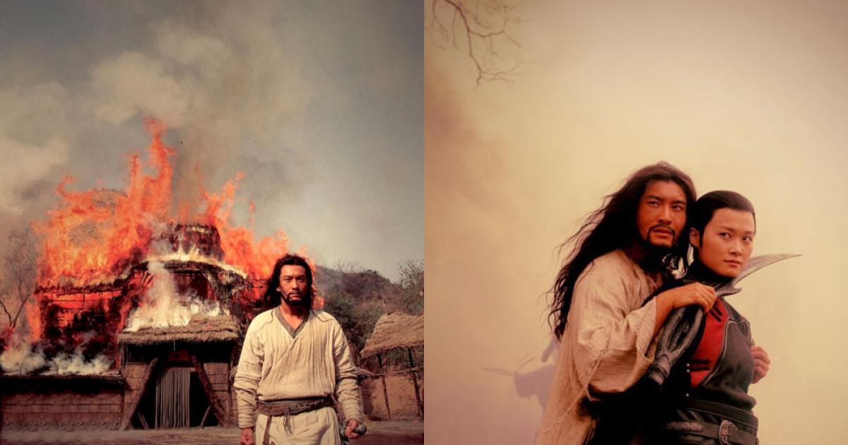 'Huyết tích tử' hé lộ cảnh cháy nổ hoành tráng