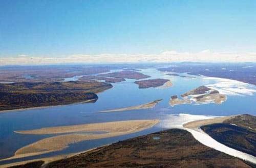 Ngắm 10 dòng sông dài nhất thế giới - Hình 7