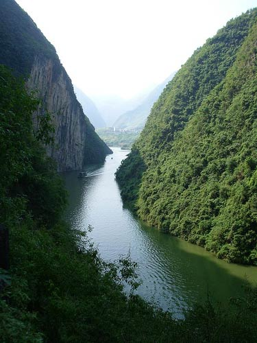 Ngắm 10 dòng sông dài nhất thế giới - Hình 4