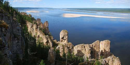 Ngắm 10 dòng sông dài nhất thế giới - Hình 9